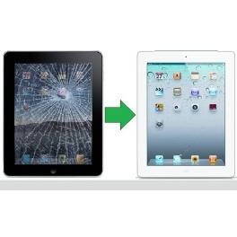 Forfait Remplacement Vitre Tactile iPad 2-3-4