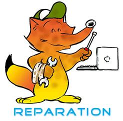 Réparation Mac, PC