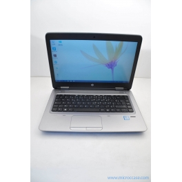 "HP Probook 640 G2 - i5 / 2,4GHz / 4Go / 500Go / W10Pro / 2018 / 13"""
