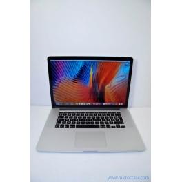 """MacBook Pro Retina i7 2,4 Ghz 16Go/512Go SSD GT4000 15"""" (E2013)"""