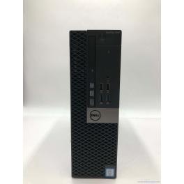 Dell Optiplex 7040 i7 / 16Go / 120Go SSD + 500Go HDD / Windows 10 Pro / 2017