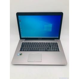 "Asus VivoBook 17 X705UF-GC119Ti7 / 2,6GHz / 8Go / 250Go SSD / Windows 10 / 2018 / 17"""