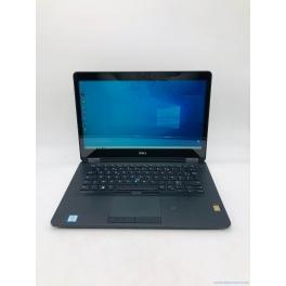 Dell Latitude E7470 Core I7 6600/SSD256/8Go/W10