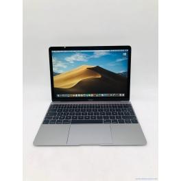 "MacBook Rétina ICM3 1,1 Ghz / 8 Go / 256 Go SSD 12"" (E2016-2017)"