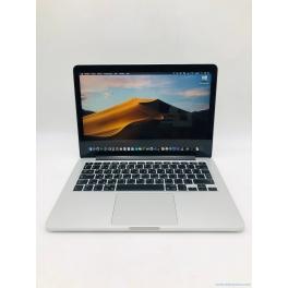 "Macbook Pro Rétina 13"" i5 / 2,7 Ghz / 8 Go / 121 Go SSD (M2015-2017)"