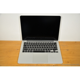 "MacBook Pro Retina i5 2,6 Ghz 8/512Go 13"" ssd IrisG (L2013)"